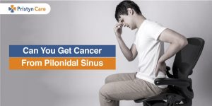 cancer from pilonidal sinus