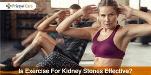 exercise for kidney stones