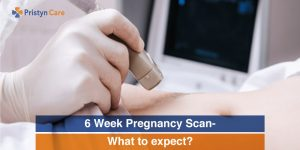 6 Week Pregnancy Scan- What to expect?