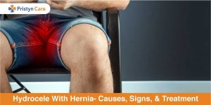 hydrocele with hernia