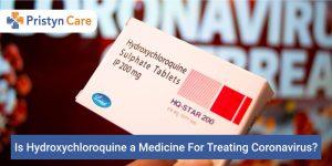 hydroxychloroquine medicine for Treating Coronavirus