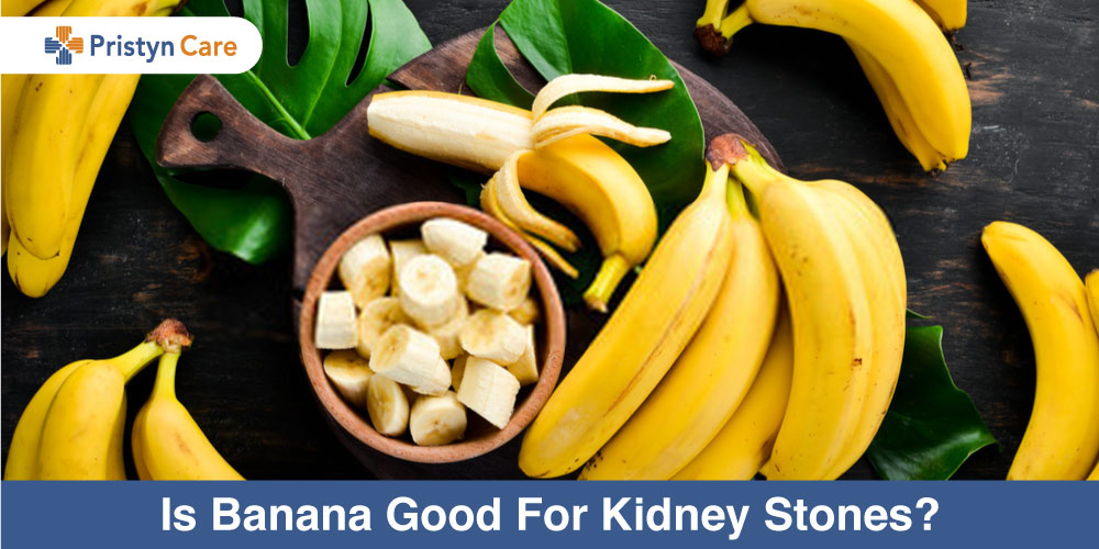 banana for kidney stones