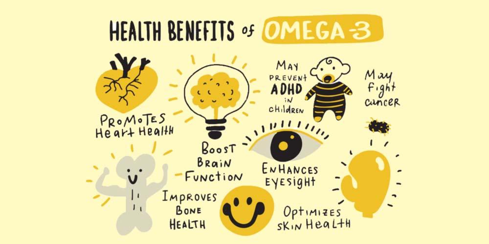 benefits of Omega 3 foods