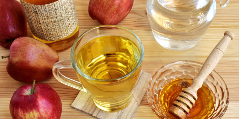 Apple cider vinegar for pilonidal sinus