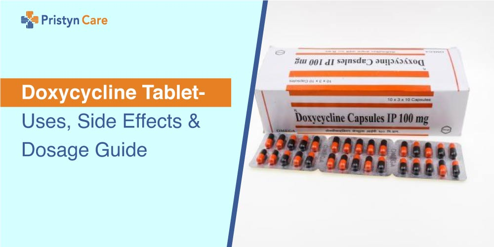 Doxycycline-Tablet