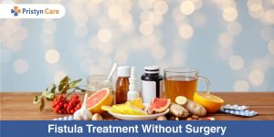 Fistula Treatment Without Surgery
