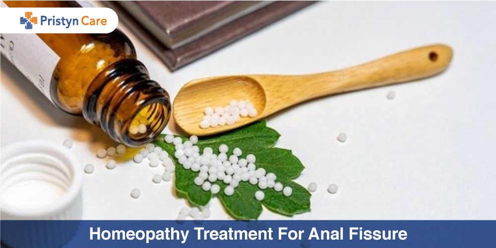 Homeopathy treatment for anal fissure