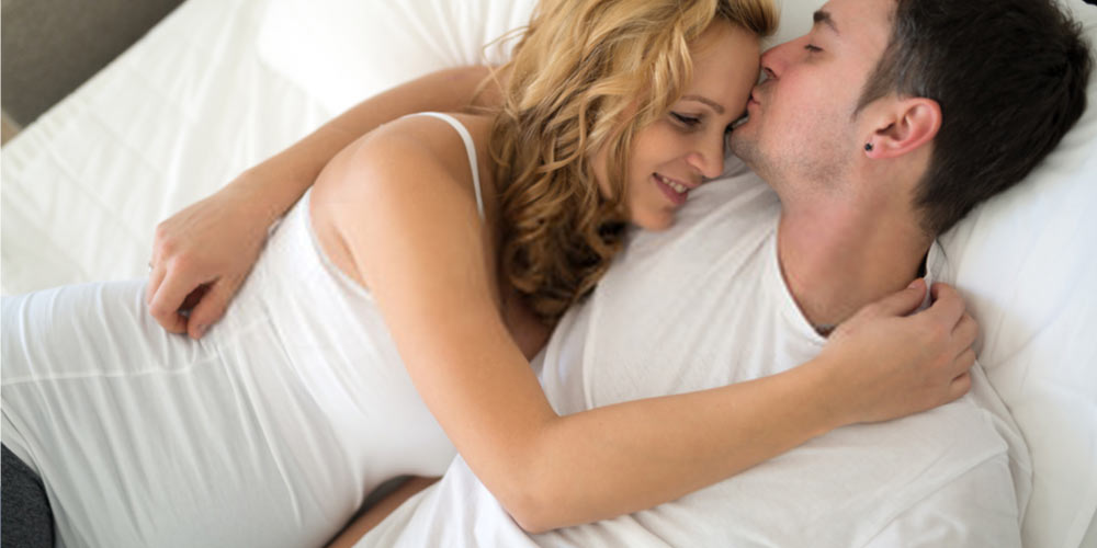 happy couple after erectile dysfunction treatment