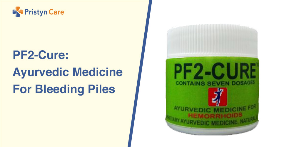 PF2-Cure Ayurvedic medicine for piles