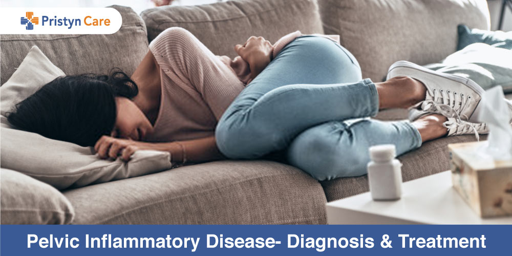 Pelvic inflammatory disease- Diagnosis and Treatment