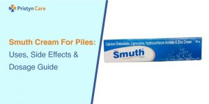 Smuth Cream For piles
