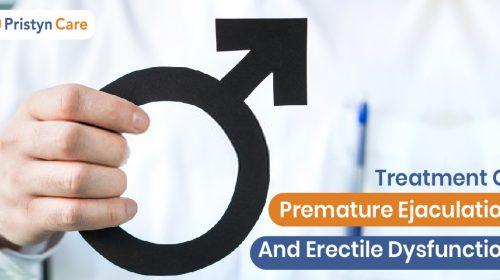 Treatment Of premature ejaculation
