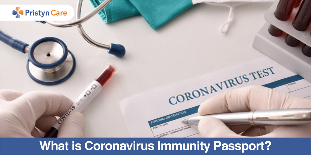 What is Coronavirus Immunity Passport?