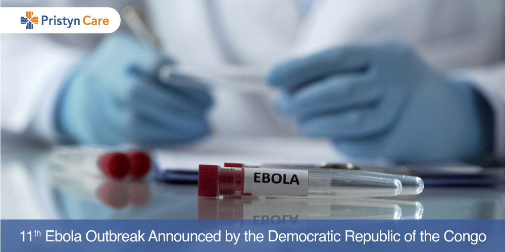11th Ebola Outbreak Announced by the Democratic Republic of the Congo