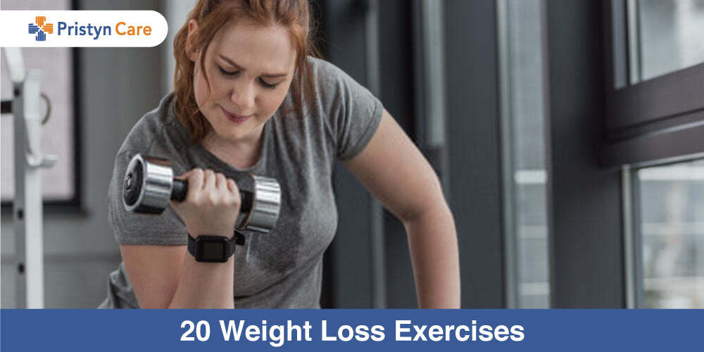 20 weight loss exercise