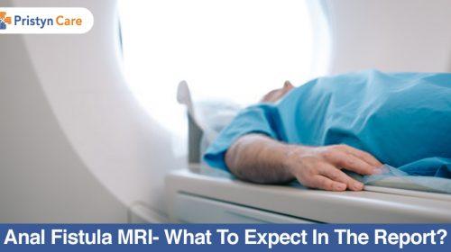 Anal Fistula MRI