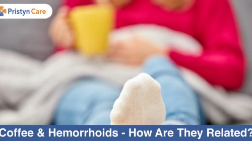 Coffee and hemorroids - how are they related