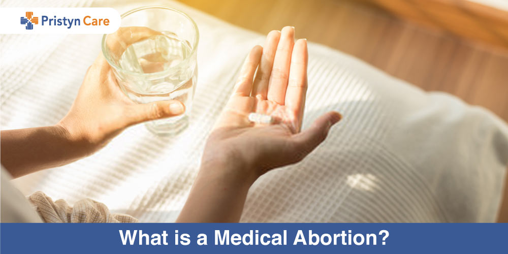 What is medical abortion?
