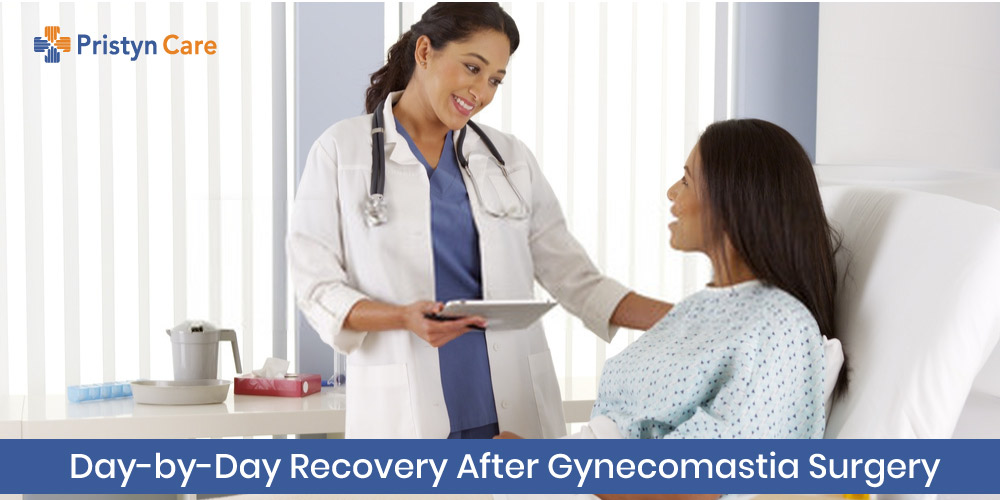 Day by Day recovery After Gynecomastia Surgery