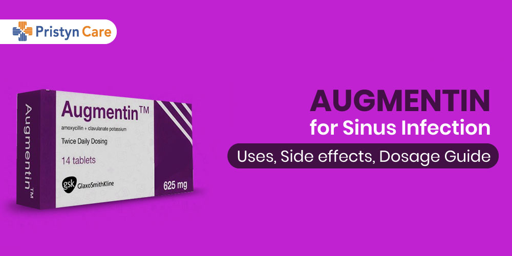 Augmentin- Uses, Side effects, Dosage