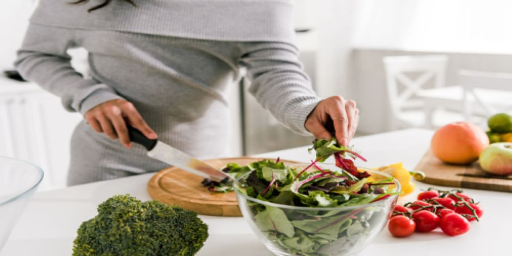green vegetable for uterine fibroids