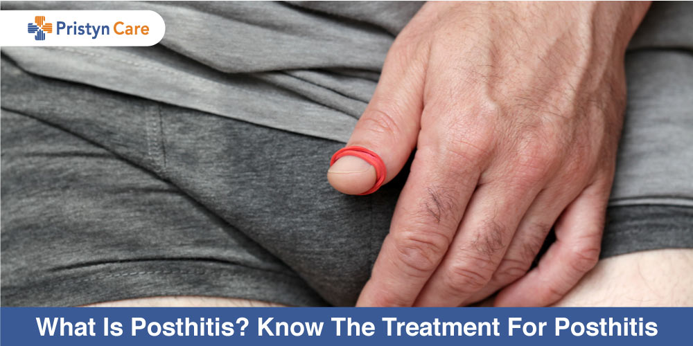 what is posthitis