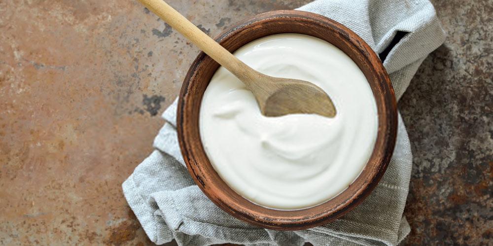 yogurt for balanitis