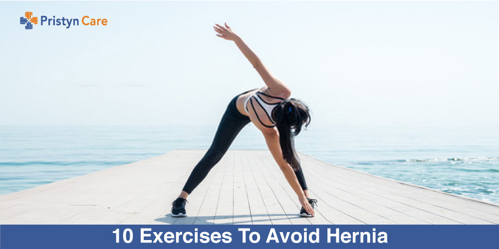 10 exercises to avoid hernia