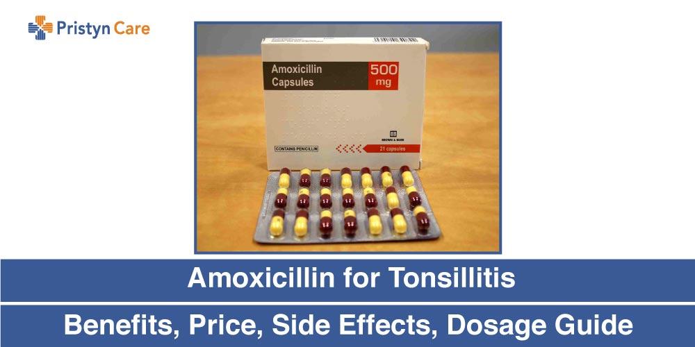 Amoxicillin-for-Tonsillitis