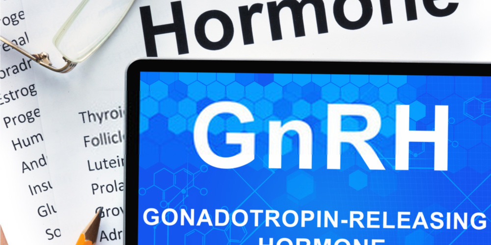 GnRH treatment for uterine fibroids