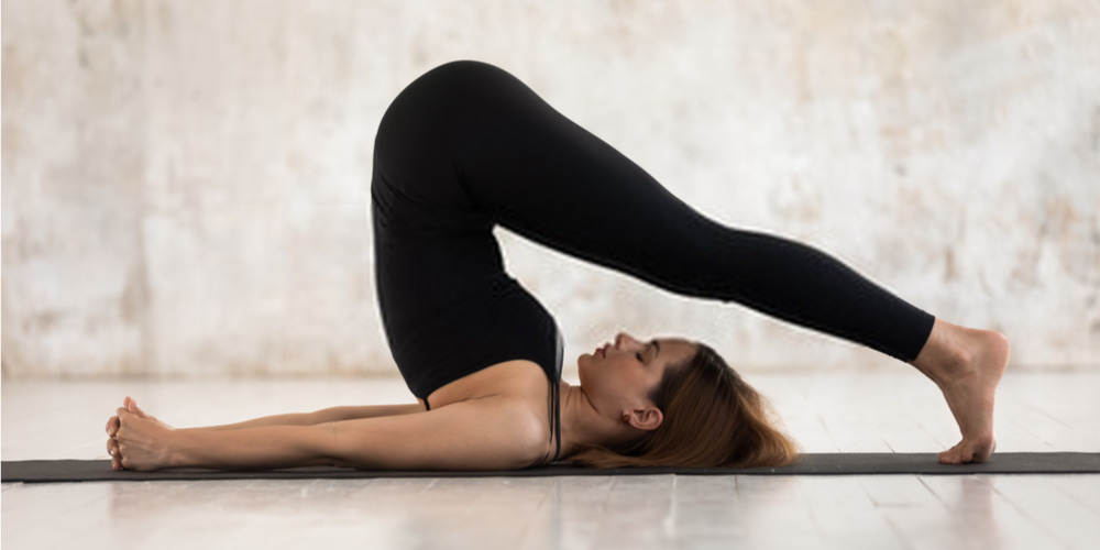 Plow Pose-for-Sinus-Infection-4-Tips-To-Get-Rid-of-Sinusitis-Naturally-5