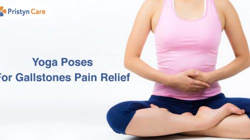 Yoga Poses for Gallstones Pain Relief