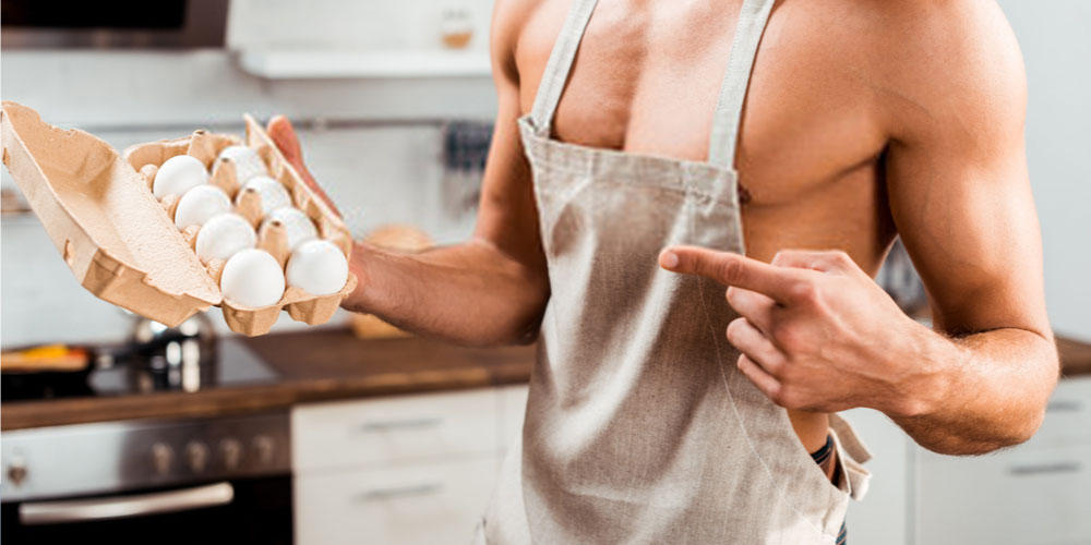 eggs for erectile dysfunction