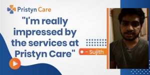 I'm really impressed by the services at Pristyn Care, says Sujith
