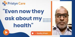 Even now, they ask about my health - Sadiq Khan from Gwalior