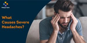 causes of severe headaches