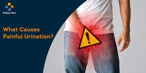 causes of painful urination