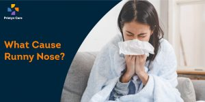 causes of runny nose