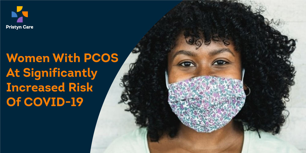 women with pcos at risk of covid 19
