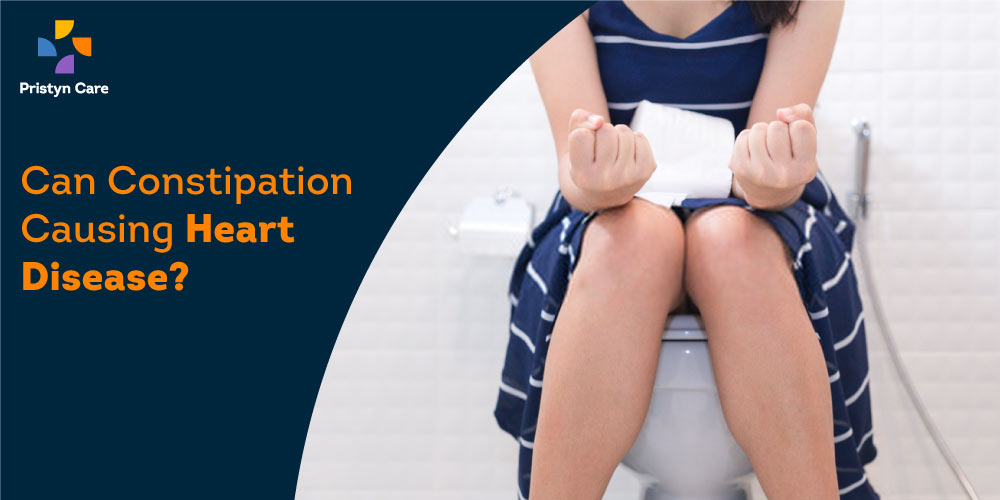 constipation and heart disease