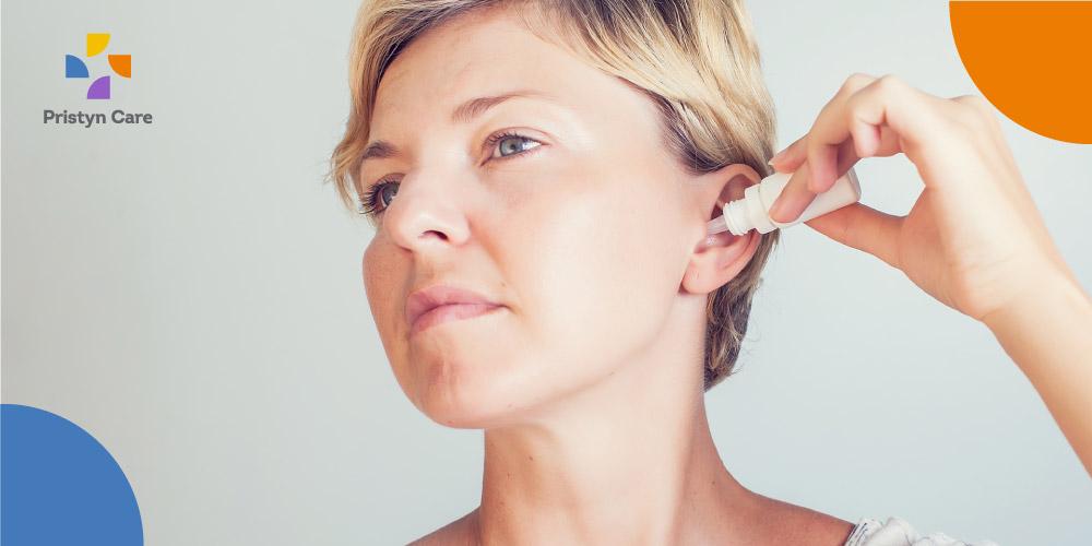 कान दर्द दूर करने के लिए इयर ड्राप