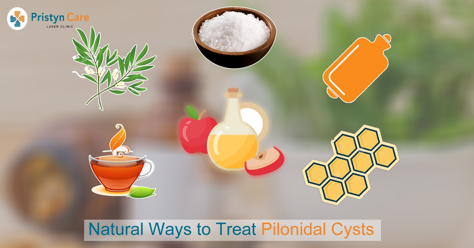 Natural Ways to Treat Pilonidal Cysts