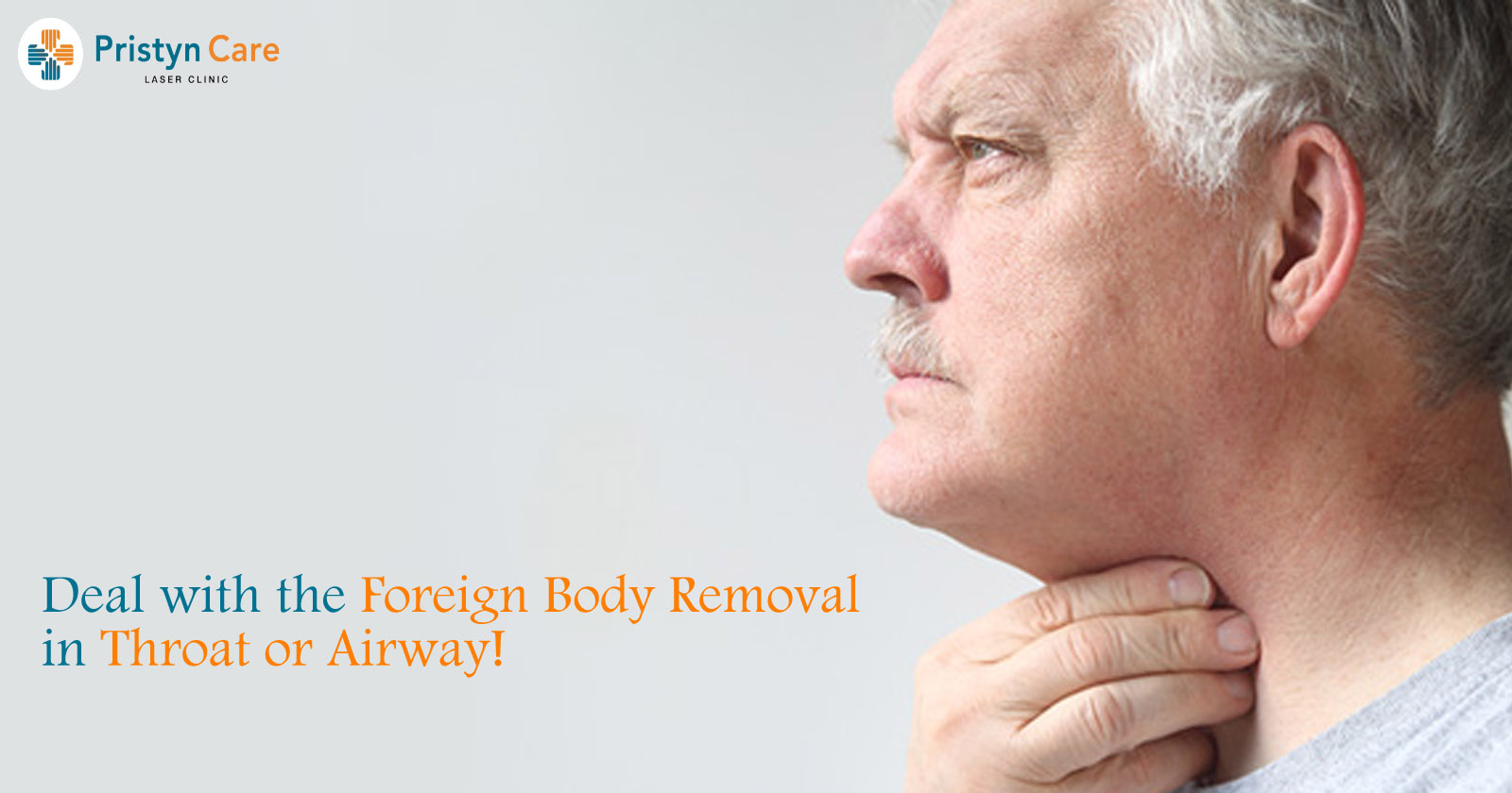 Deal with the Foreign Body Removal in Throat or Airway