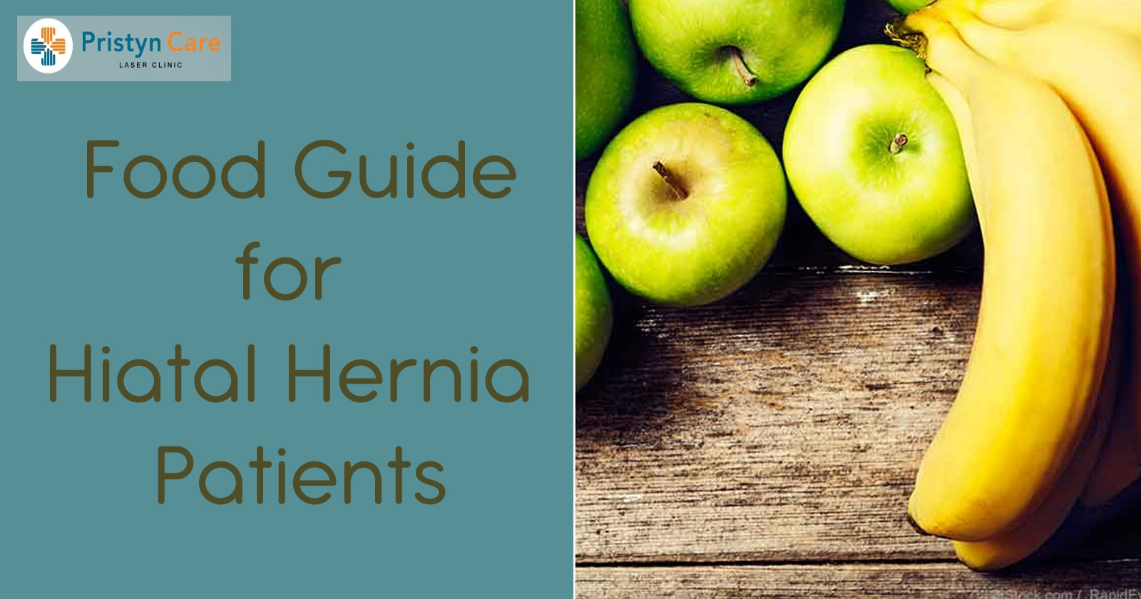 Food Guide for Hiatal Hernia Patients