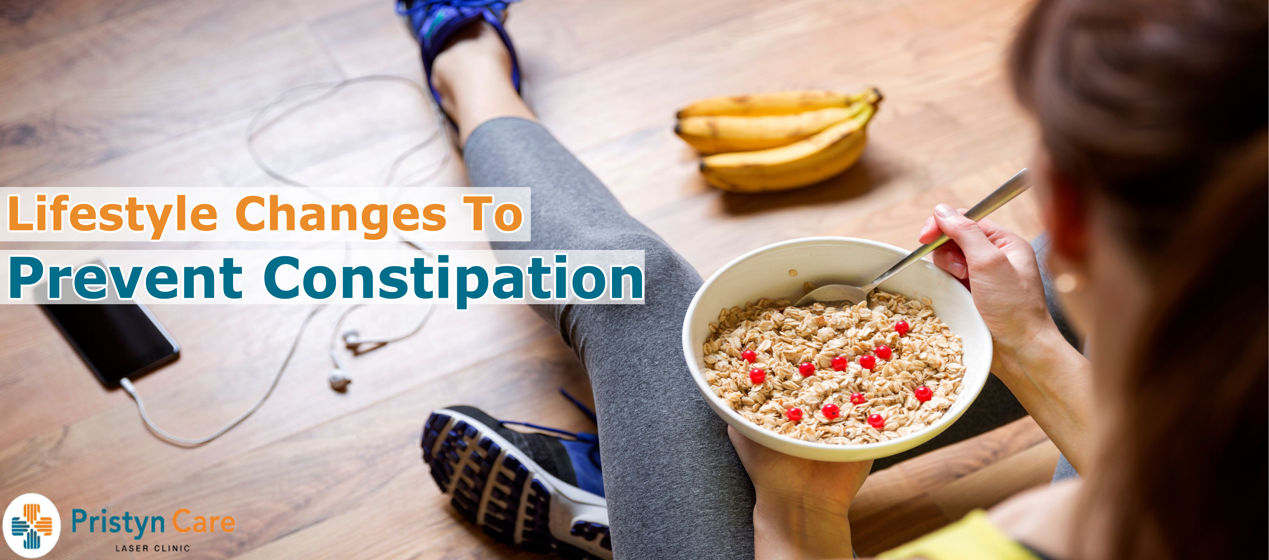 Lifestyle Changes to Prevent Constipation?