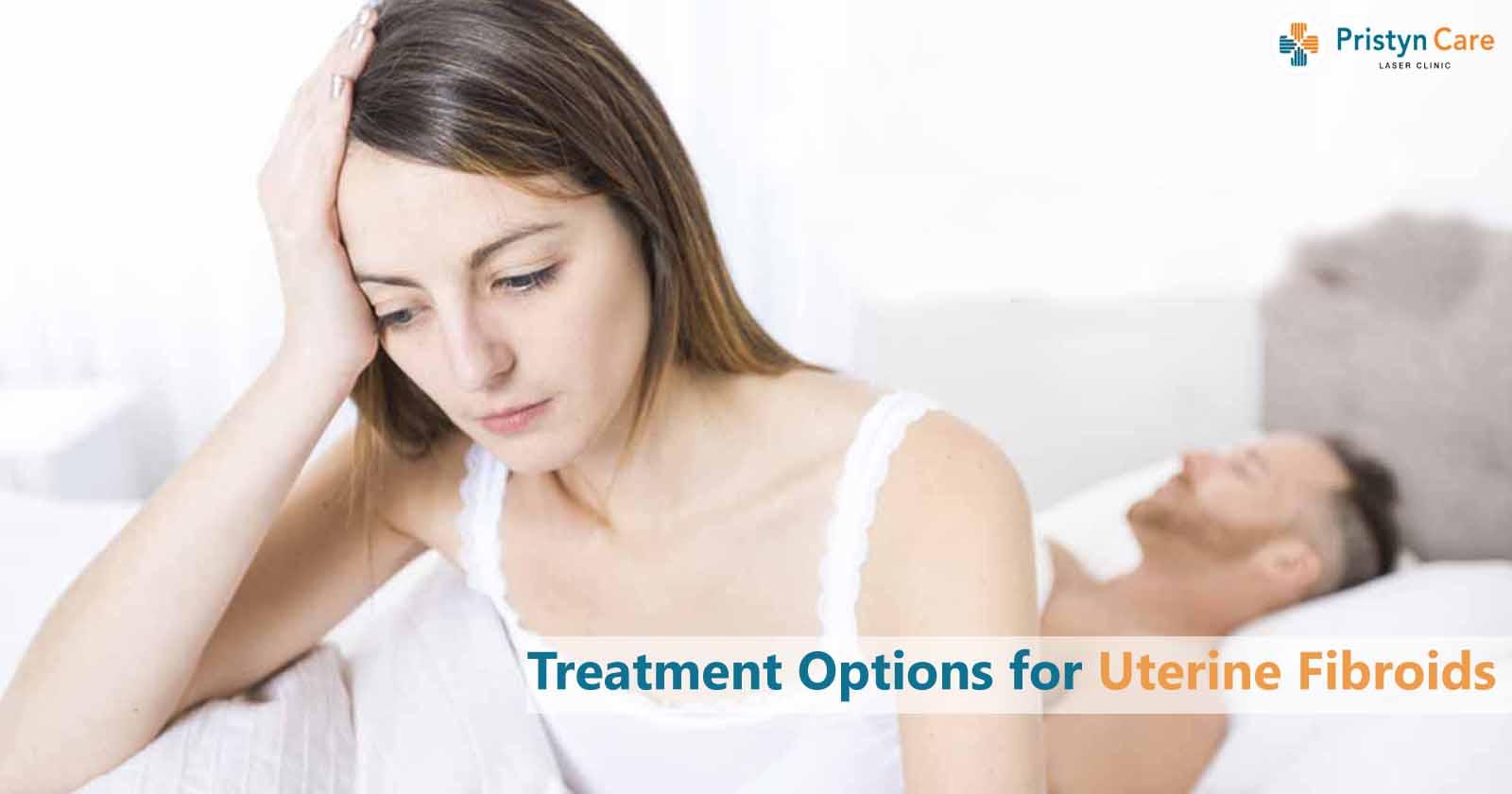 Treatment Options for Uterine Fibroids